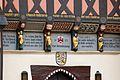 Wernigerode Rathaus Details Eingang, April 2010 (4493207159).jpg
