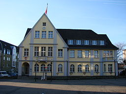 Wesseling altes Rathaus