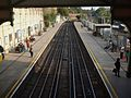West Brompton stn District high southbound.JPG