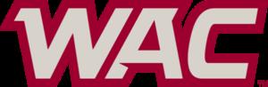 Western Athletic Conference Men's Basketball Player of the Year - Image: Western Athletic Conference logo