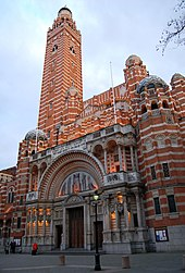 von katholische London Diözese