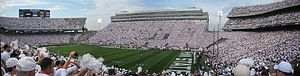 2007 Notre Dame Fighting Irish football team - Notre Dame at Penn State during White Out