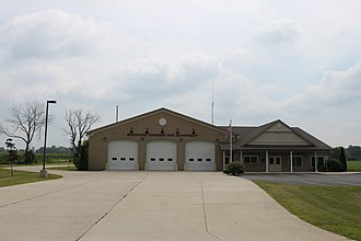 Whiteford Township, Michigan - Township Fire Department