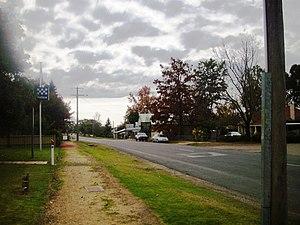 Whitfield, Victoria - Main street