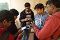 Wi-Fi Check - Wikipedia Academy Preparation - Vikramshila - Indian Institute of Technology - Kharagpur - West Midnapore 2015-01-24 4897.JPG