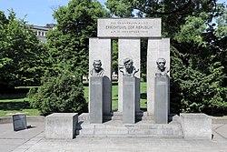 Wien - Denkmal der Republik.JPG