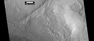 Lobate debris apron - Image: Wiki ESP 036777 2290lda
