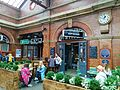 Wiki Takes Birmingham 2016 Deryck - 17 Moor Street interior.jpg