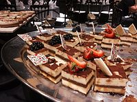 Wikimania 2015-Wednesday-Food at lunchtime (9).jpg
