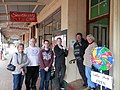 Wikimedia Australia visit to Toodyay, Western Australia 19 July 2015, 3.JPG