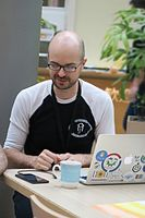 Wikimedia Hackathon 2017 IMG 4523 (34623520832).jpg