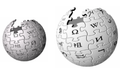 Wikipedia - Silver ball and definitive logo.png