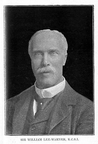 William Lee-Warner - Sir William Lee-Warner
