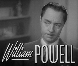 William Powell in Another Thin Man (1939)