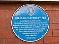 William T.Astbury FRS Plaque.jpg