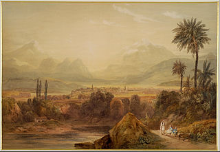 View of Thebes