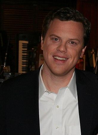 Willie Geist - Geist in 2008