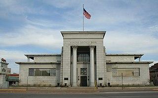 Winona Savings Bank Building historic building in Minnesota, USA