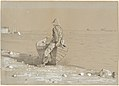 Winslow Homer - Looking Out (1875).jpg