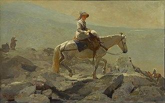 Crawford family of the White Mountains - Tatham