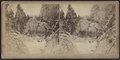 Winter scene in the Catskill Mountains, from Robert N. Dennis collection of stereoscopic views.png