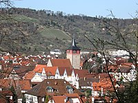 Winterbach (Remstal) Ortskern.JPG