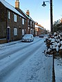 Wintry Scene, Newport, Barton Upon Humber - geograph.org.uk - 1628574.jpg