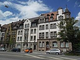Winzelbürgstraße in Nürnberg
