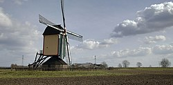 Windmill near Overasselt