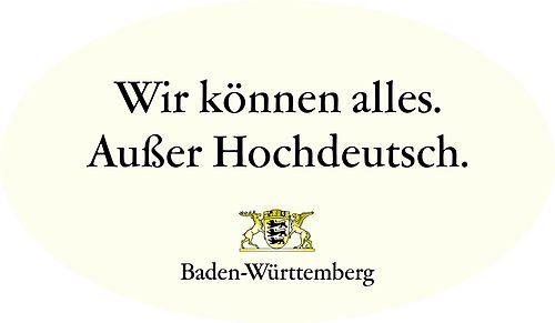 single party baden württemberg)