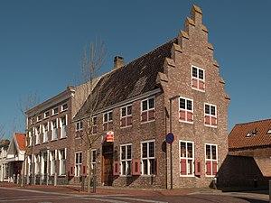 Wissenkerke - Image: Wissenkerke, monumentaal pand foto 2 2014 03 16 13.26