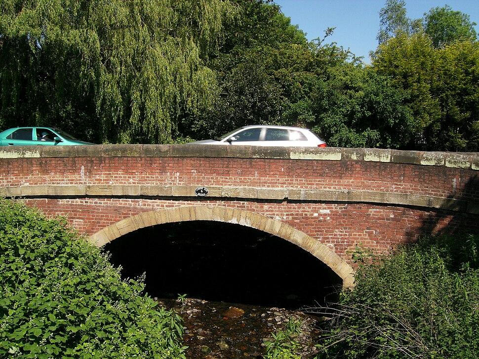 Wombrook Lower End Bridge