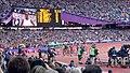 Women's 100 metres semi-final heat 3 (7738549834).jpg