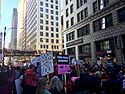 Women's March Chicago January 21, 2017 (32405023806).jpg