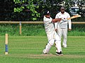 Woodford Green CC v. Hackney Marshes CC at Woodford, East London, England 083.jpg