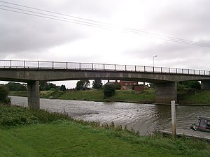 River Witham - Kirkstead Bridge (B1191 road)