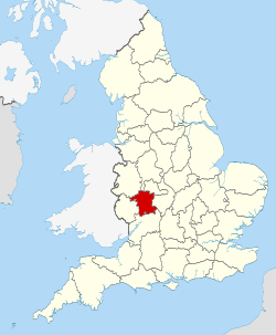 Worcestershire UK locator map 2010.svg