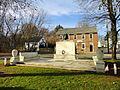 World War I memorial - Uxbridge, Massachusetts - DSC02797.JPG