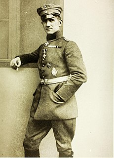 German flying ace