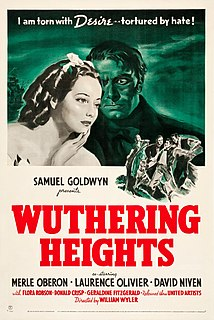 <i>Wuthering Heights</i> (1939 film) 1939 film by William Wyler