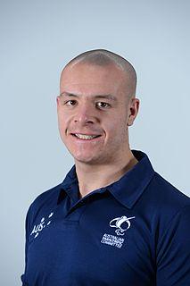 Joshua Alford Australian Paralympic swimmer