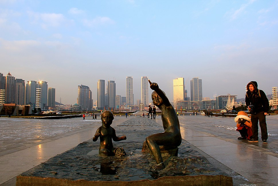 Xinghai square middle