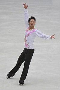 Xu Ming at 2009 Cup of China.jpg