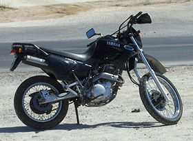 Image illustrative de l'article Yamaha XT 600