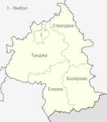 Regione di Jambol