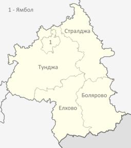 Yambol Province Wikipedia