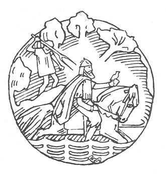 Dag the Wise - Illustration by Gerhard Munthe (1899)