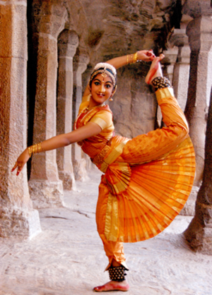 Sacred dance - Bharatanatyam