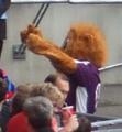 Yorkie the Lion Stevenage Borough v. York City 1.png