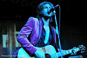 Tim Rogers (musician) - Rogers, 2010